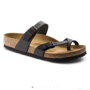 New Birkenstock Mayari Sandals Black 42